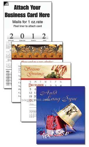 2011 New Year Cover 13 Month Multi-purpose Calendar