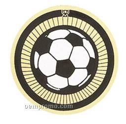 "Mylar - 1"" Soccer Ball"