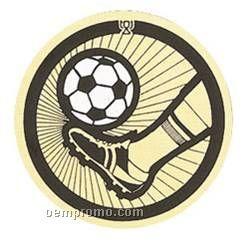 """Mylar - 1"""" Soccer Kicker"""