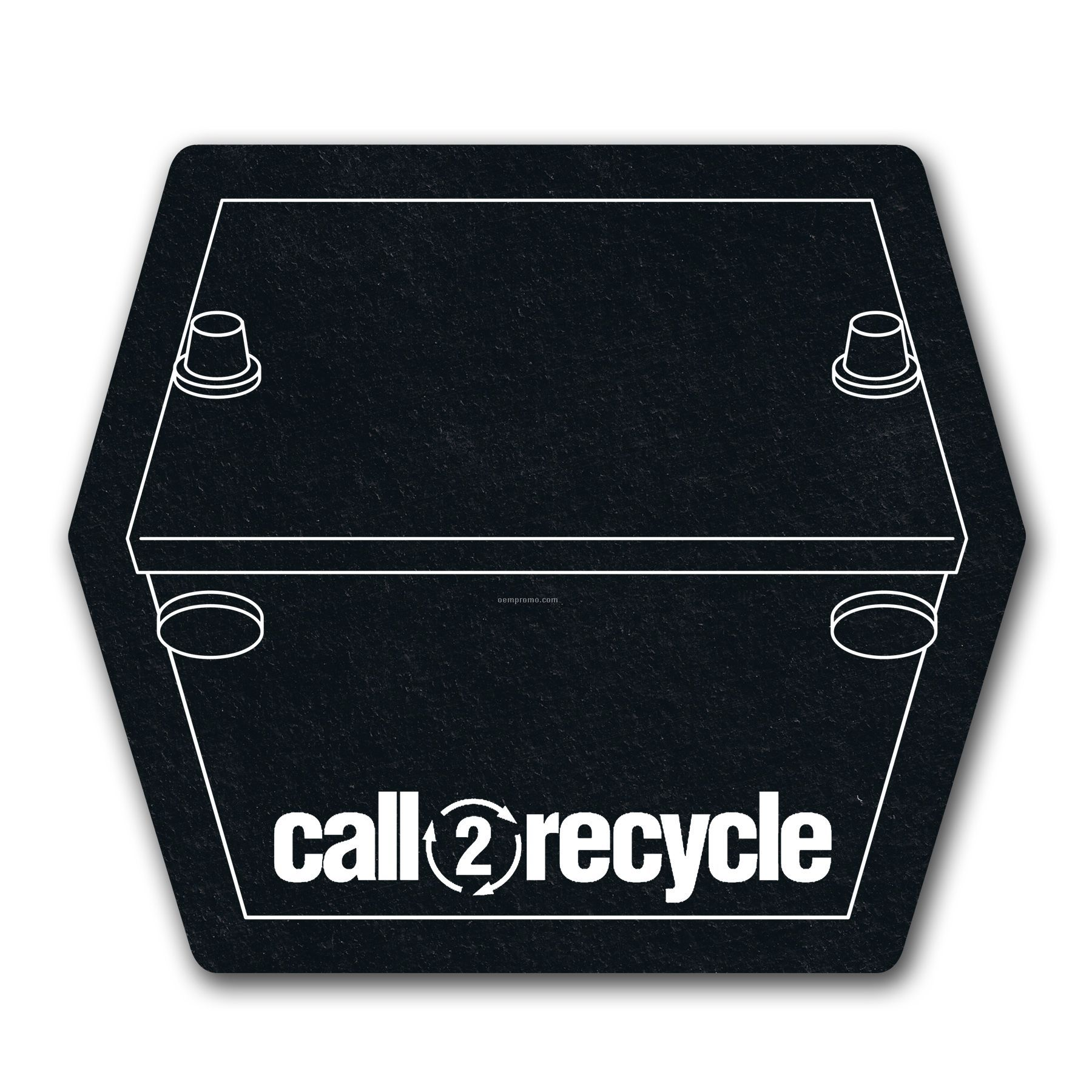 Retread Recycled Tire Car Battery Jar Opener