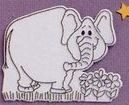 Adgrabbers 2d Elephant Token