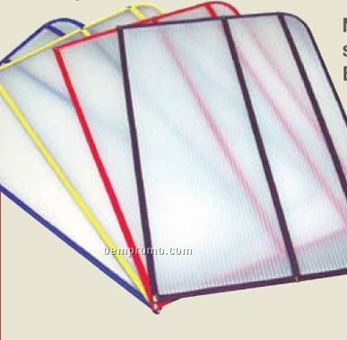 "Translucent White Poly Flat Art Files -18""X14"""
