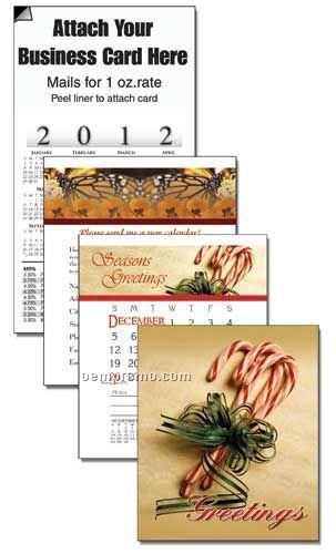 2011 Candy Cane Cover 13 Month Multi-purpose Calendar