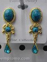 Dangling Charm Earrings