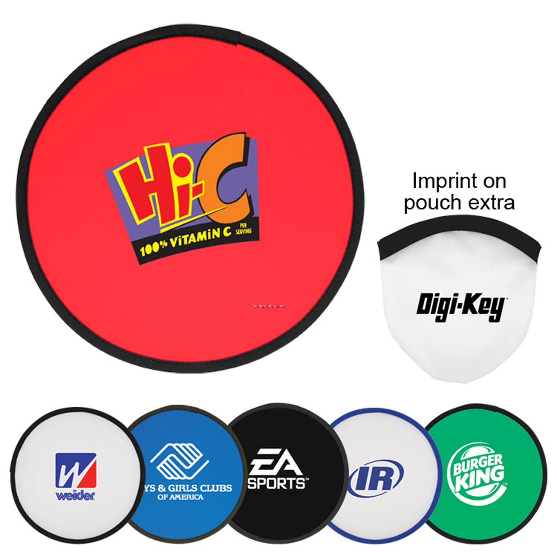 Fold-up Flying Disk (23 Hour Service)
