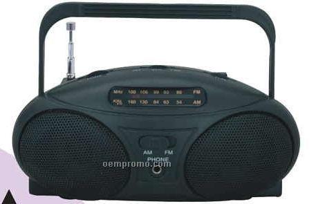 Portable Classic Radio