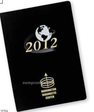 "World Deluxe 7""X10"" Monthly Planner"