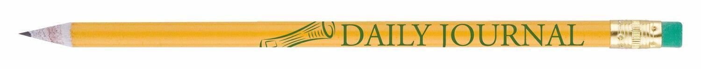 Newsprencil #2 Yellow Pencil