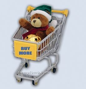Direct Import Program Mini Shopping Cart