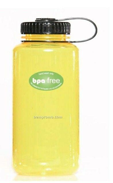 1000 Ml/ 32 Oz. Bpa Free Reusable Water Bottle