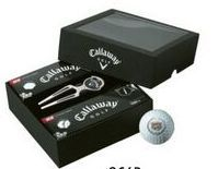 Callaway Tour I (S) 6-ball Set W/ Deluxe Divot Tool (2011)