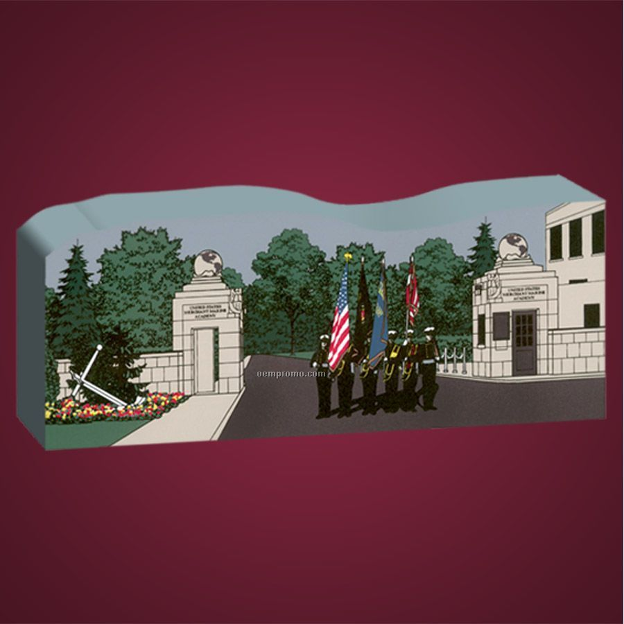 12-1/2 Square Inch Military Theme Wooden Replicas