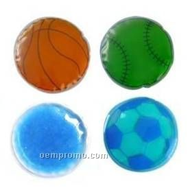 Ball Cold Gel Pack
