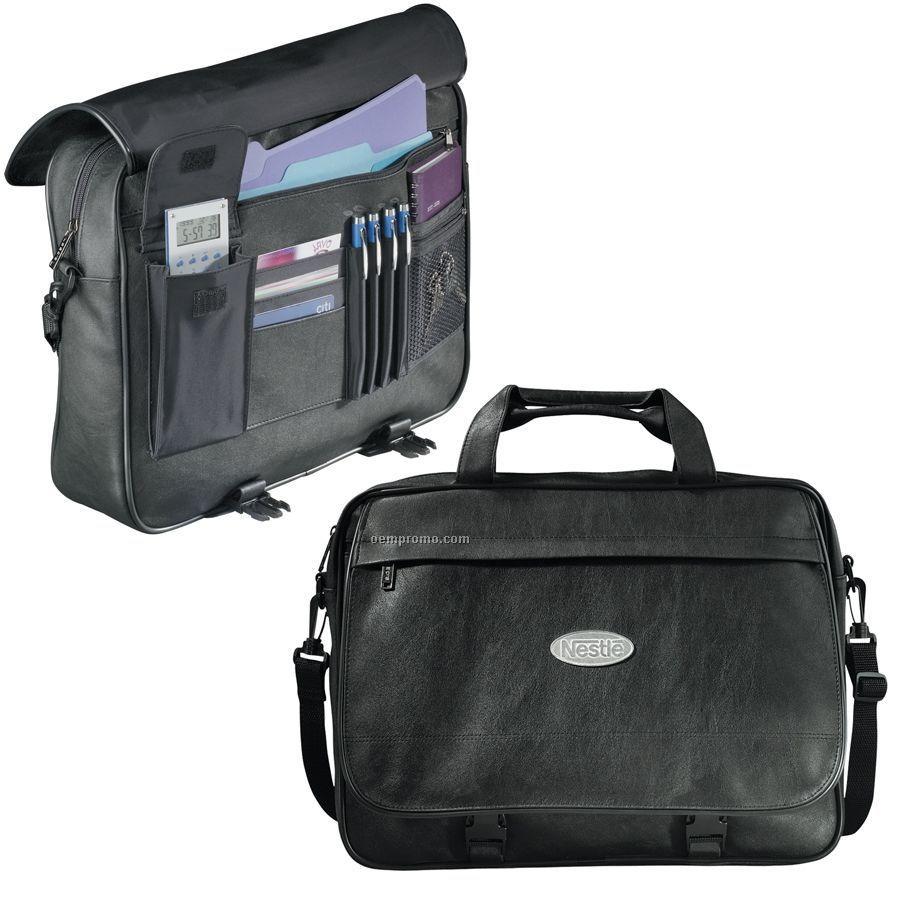 Durahyde Saddle Brief Bag