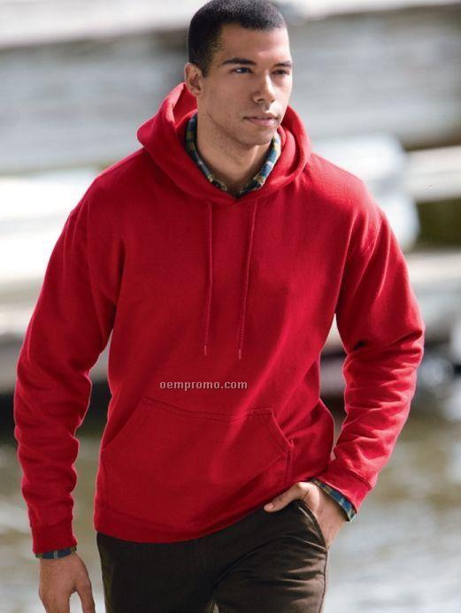 Hanes Premium Cotton Pullover Hood Neutrals