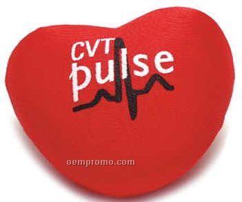 Stock Gel Shape Stress Reliever - Heart