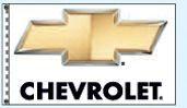 Dealers Choice Checker Drape Flag - Chevrolet