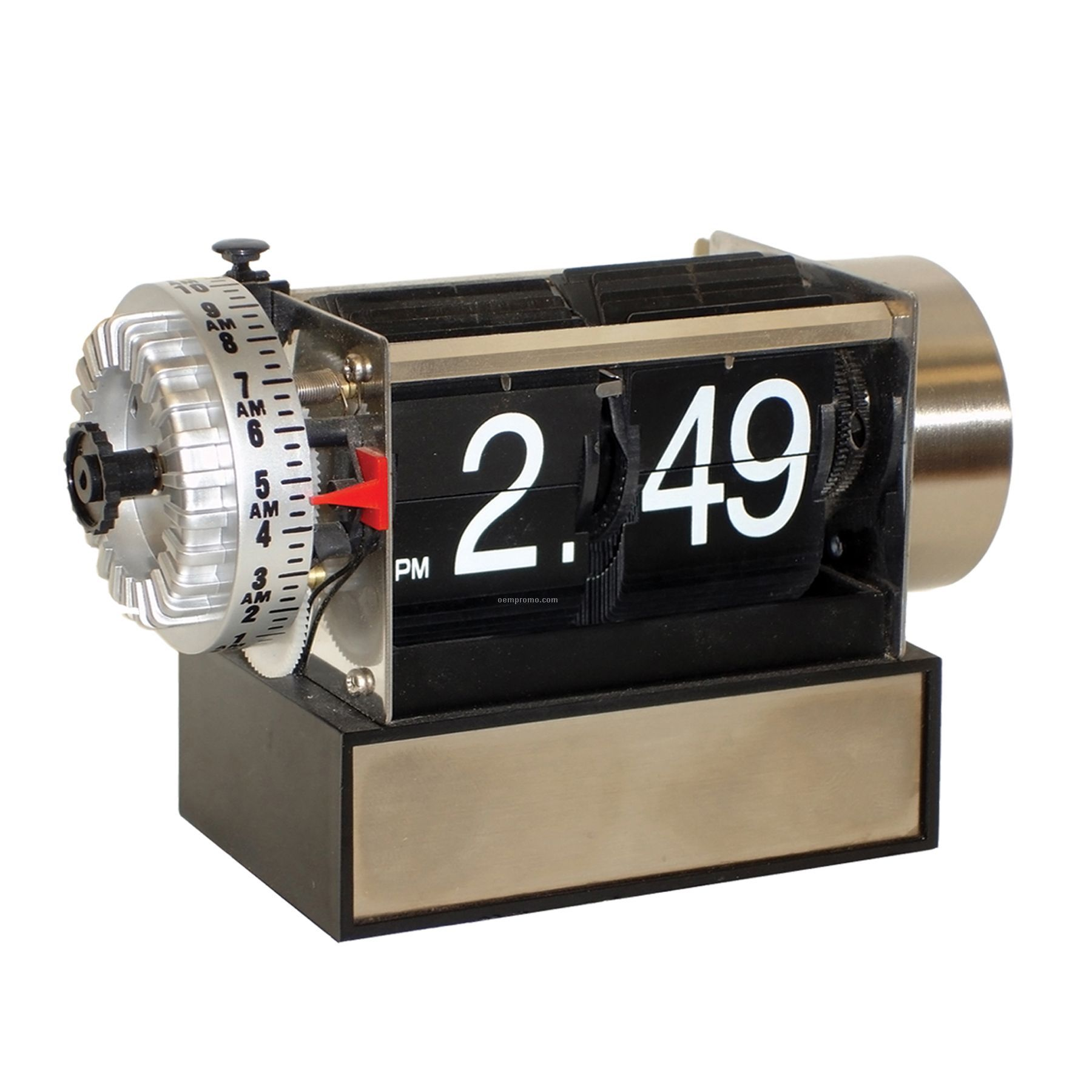 Mechanical Flip Alarm Clock