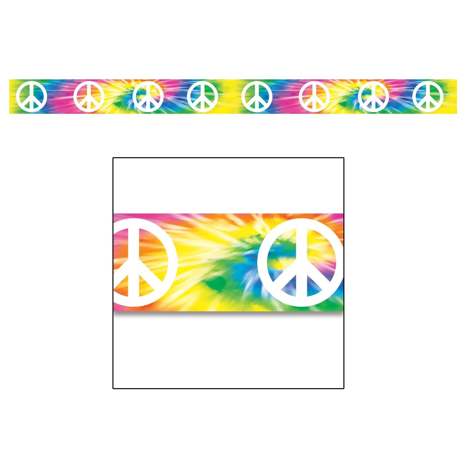 Peace Party Tape