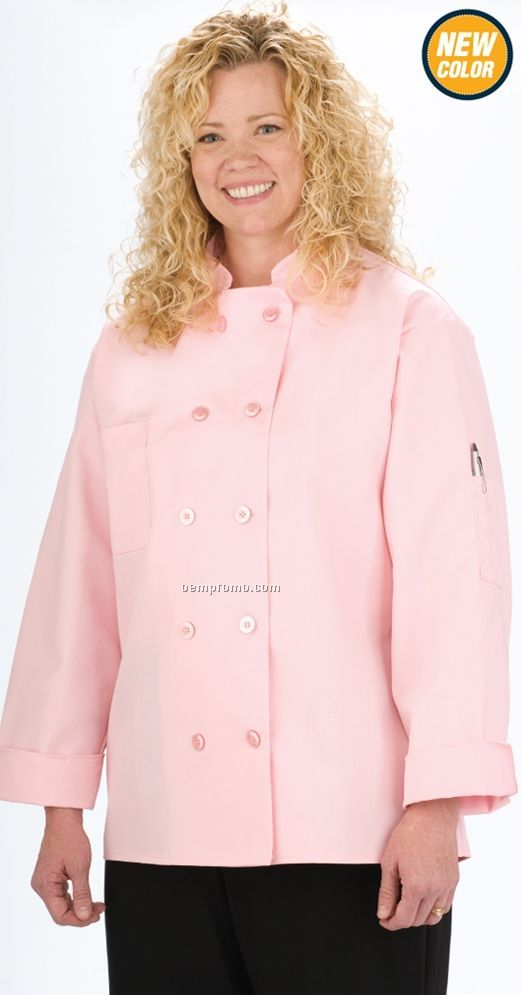 Double Breasted Unisex Chef Coat (S-3xl)