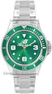 Pedre Polar Watch W/ Green Bezel