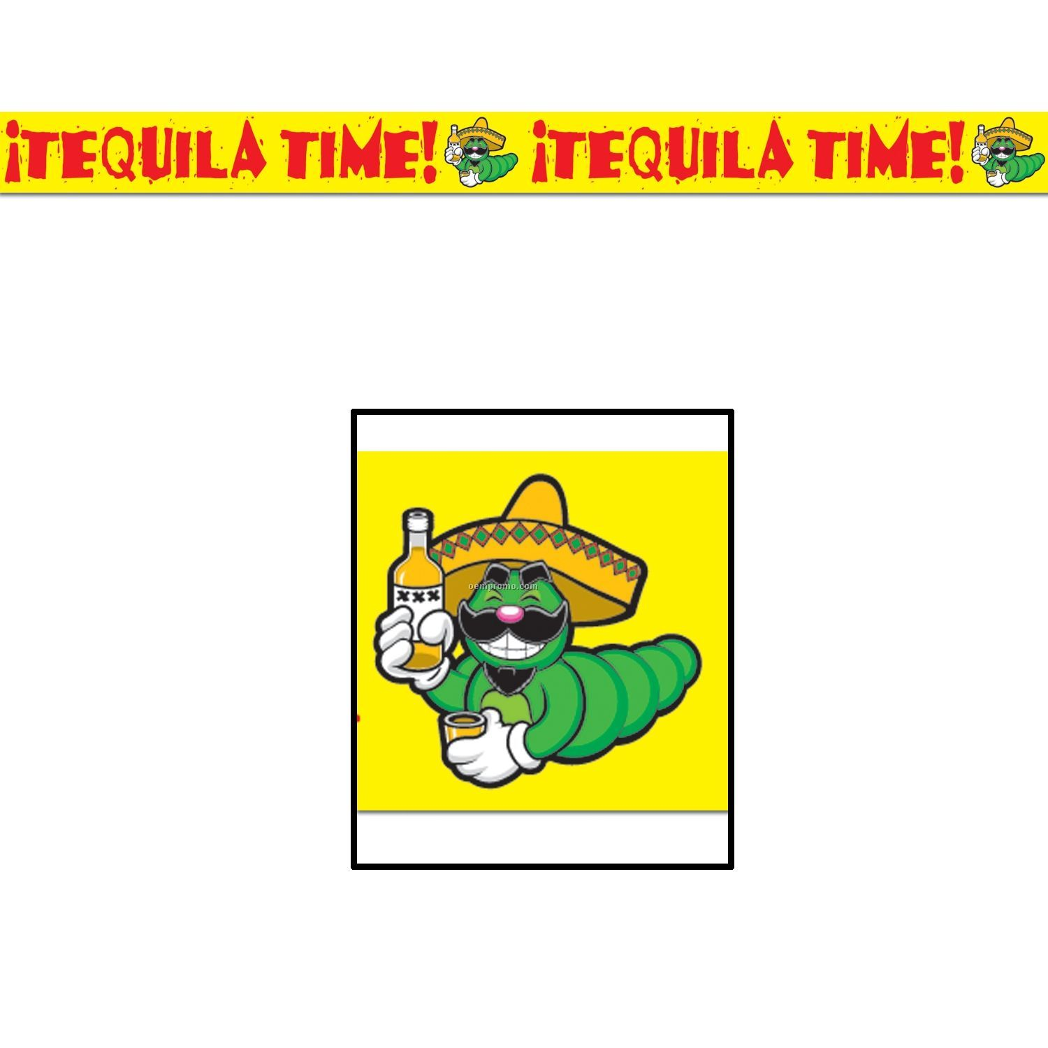 Tequila Time! Party Tape