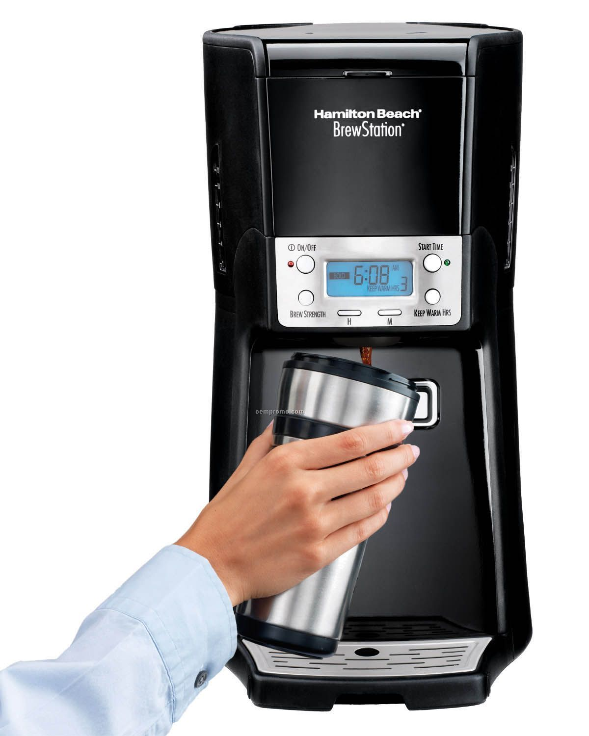 Hamilton Beach Brewstation Summit 12 Cup Coffeemaker