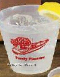 9 Oz. Frost Flex Squat Cup (Screen Printing)