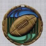 Stock Cem Medal - Football