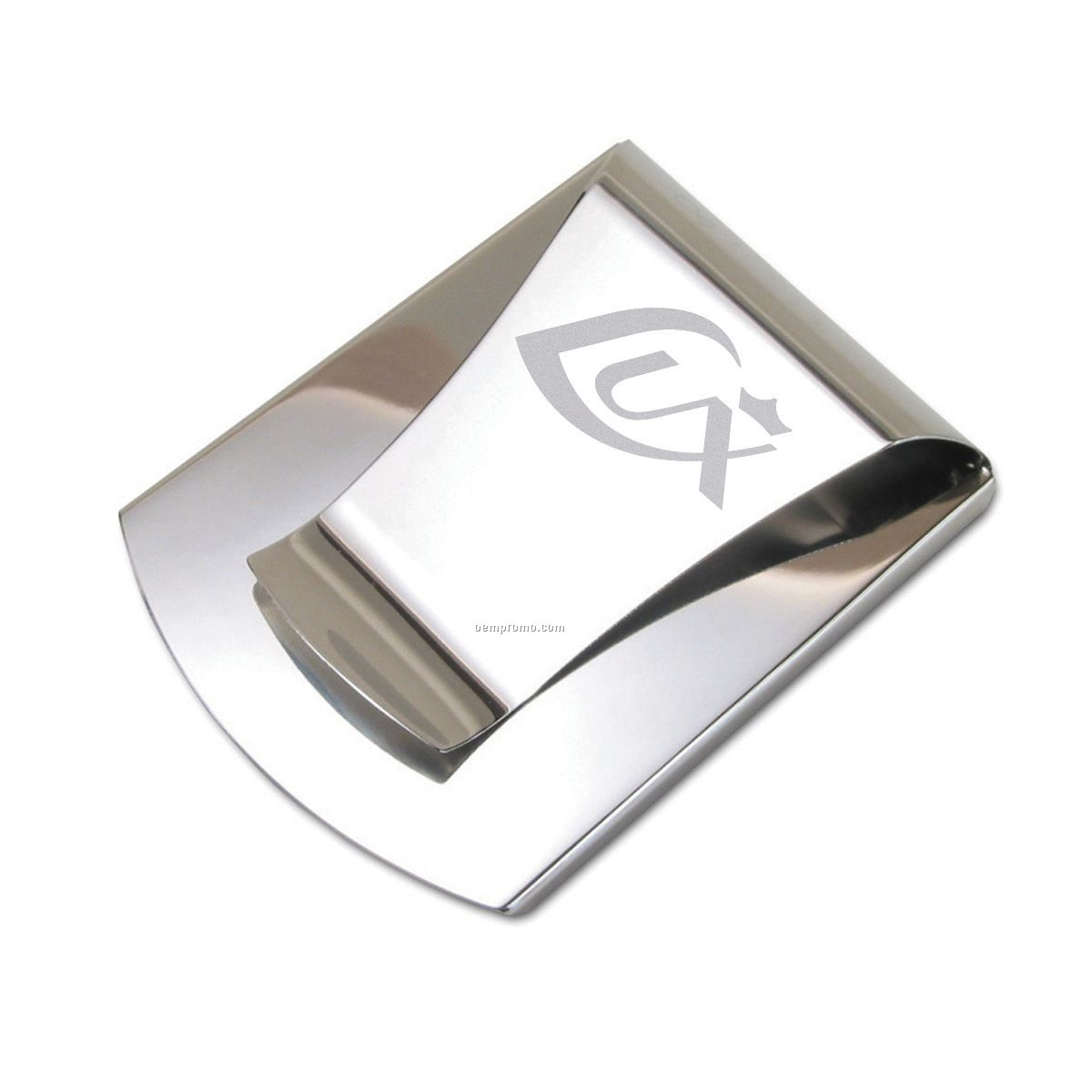 Smart Money Clip - Polished Stainless Steel