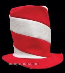 Candy Striped Hat
