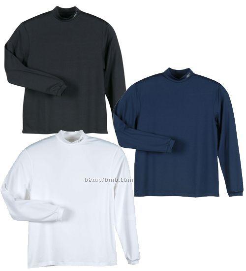 Reebok Play Dry Long Sleeve Mock Shirt,China Wholesale Reebok Play Dry Long Sleeve Mock Shirt