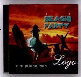Beach Party Music CD