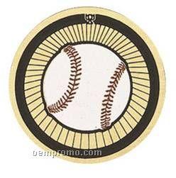 """Mylar - 1"""" Baseball"""