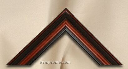 "Stock Profile Beveled Frame - Brown (11""X14"")"