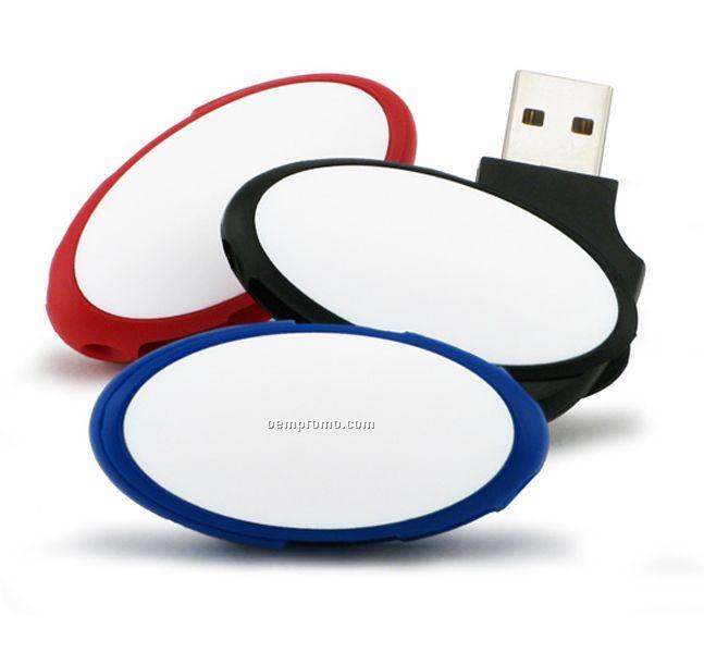 2 Gb USB Swivel 600 Series