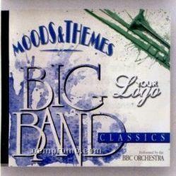 Big Band Classics Music CD