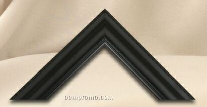 "Stock Profile Beveled Frame - Black (11""X14"")"