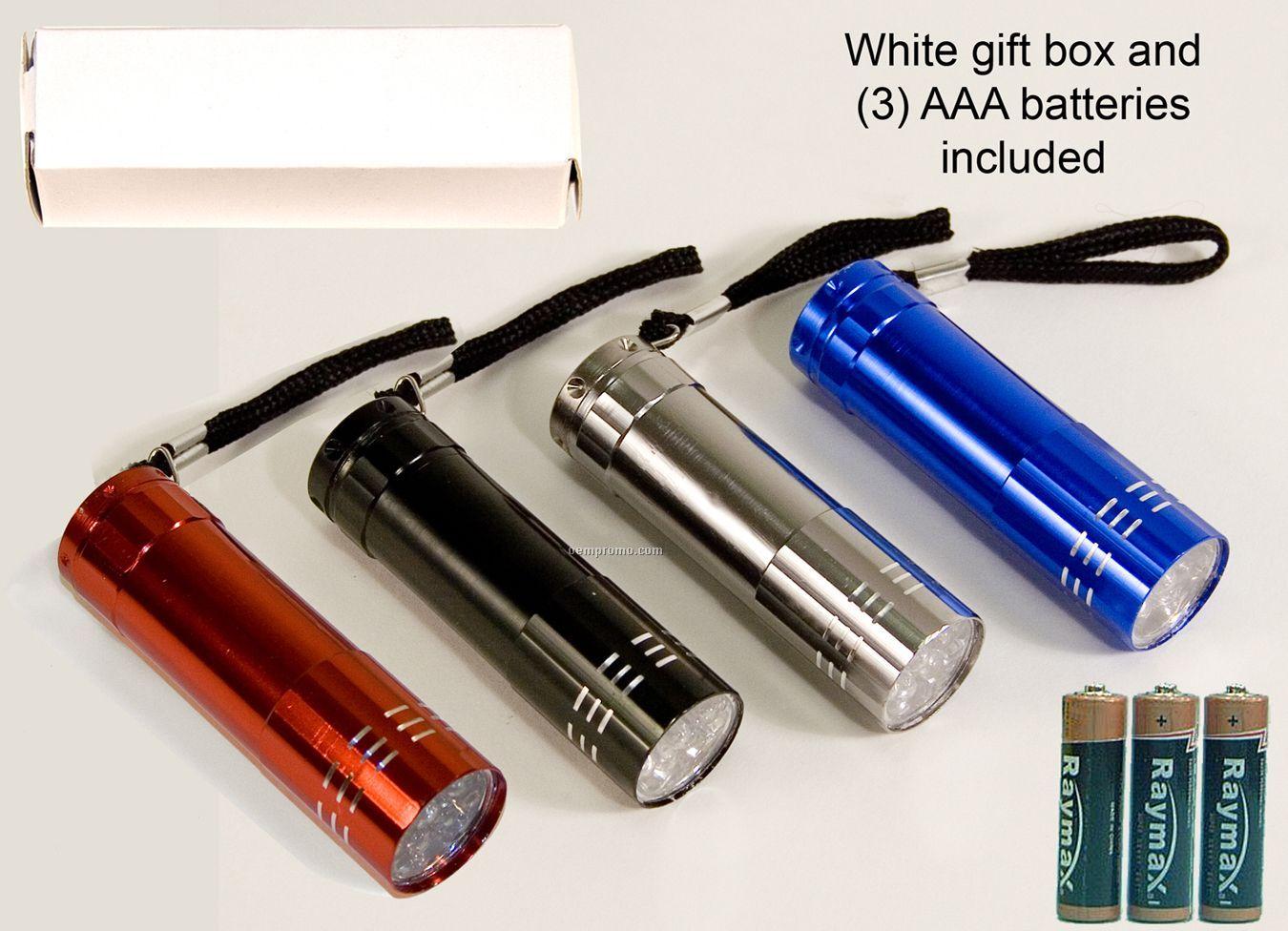 9-led Flashlight