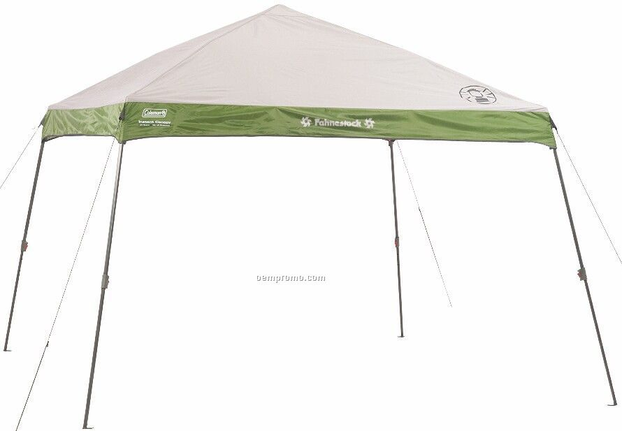 Coleman 10'x10' Instant Shelter (Printed)