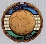 Stock Cem Medal - Soccer
