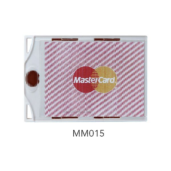 Logo In-motion Mint Box (Diagonal Red Lines)