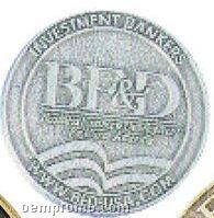 """1-1/2"""" Die Cast Coin/ Medallion"""