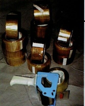 Hand Held Carton Sealer And Polypropylene Sealing Tape