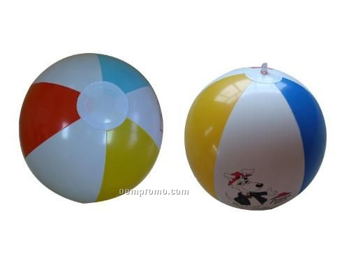 Pvc Beach Ball, Inflatable Beach Ball