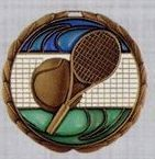 Stock Cem Medal - Tennis