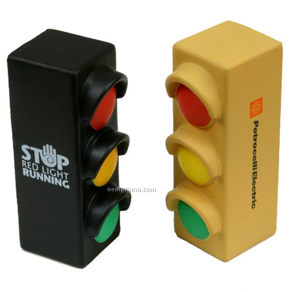 Traffic Light Squeeze Toy