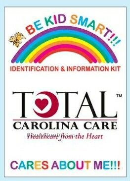 Be Kid Smart Identification Kit For Children (Rainbow)