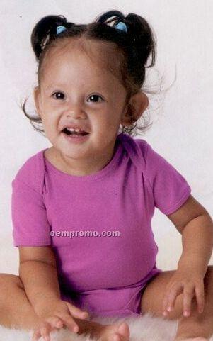 Bella Baby Short Sleeve Cotton Creeper