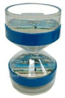 Hourglass Sandvertiser Sound Beads